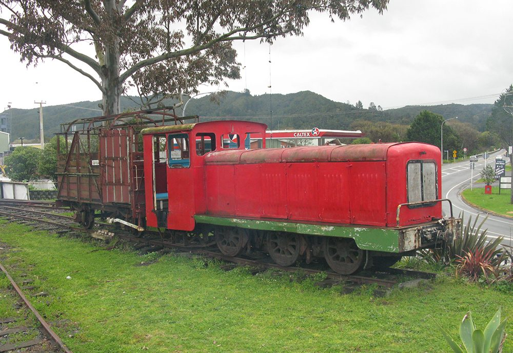 Bay of Islands Vintage Railway