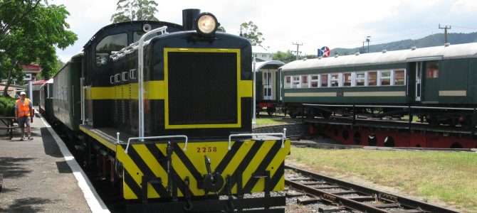 Trains running Friday, Saturday, Sunday every weekend