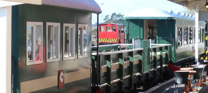 BOIVR trains – school hols 4th – 19th July